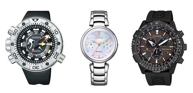 20% Rabatt auf Citizen Uhren   z.B. Super Titanium Promaster 44mm für 265€(statt 310€)