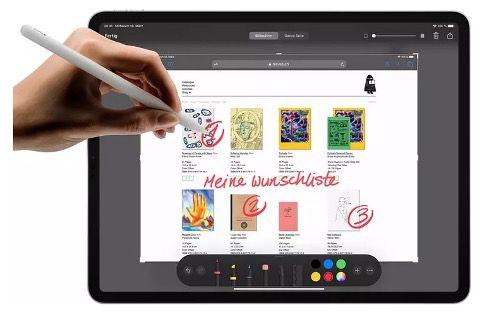 Apple iPad Pro 12.9 2020 Wifi 256GB in SpaceGrey für 889€ (statt 973€)
