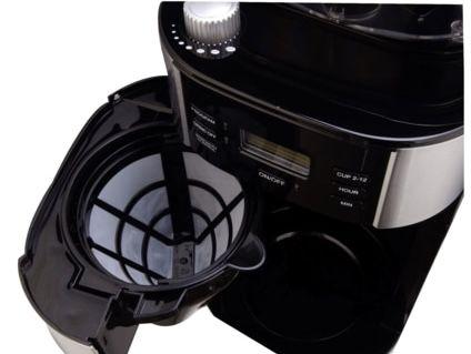 SEG KM1025 Kaffeemaschine mit integriertem Mahlwerk für 49,94€ (statt 60€)