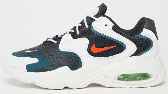 Nike Air Max 2X Retro Sneaker in Petrol für 52,99€ (statt 79€)