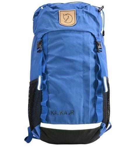 Fjällräven Kajka Kinder Trekkingrucksack in Blau ab 50,39€ (statt 85€)