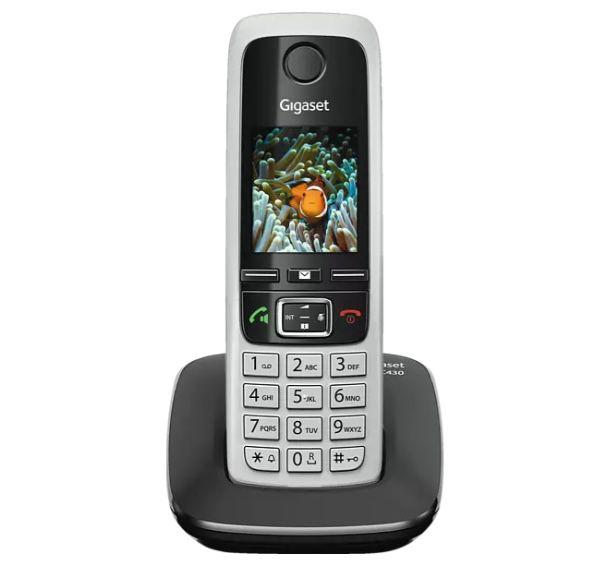 Gigaset Schnurlos Telefone & Smartphones im Sale   z.B. Gigaset C430 ab 33€ (statt 47€)