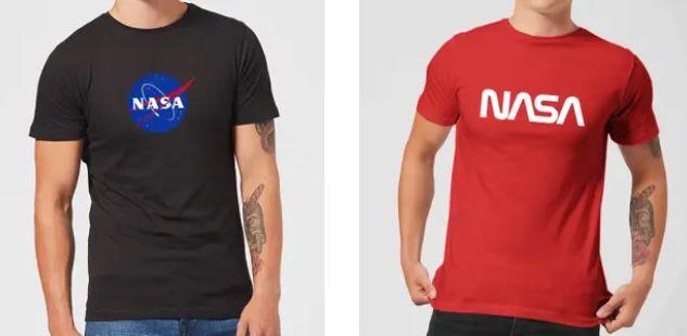 NASA T Shirt + Socken für 10,99€ (statt 17€)