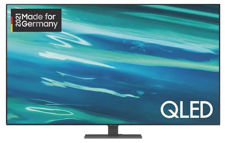 Samsung GQ65Q80A   65 Zoll QLED UHD Fernseher für 1.124,05€ (statt 1.289€) + Galaxy A71