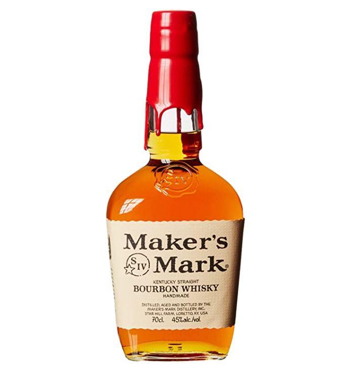 Maker's Mark Handgemachter Kentucky Straight Bourbon Whisky ab 17,80€ (statt 23€)