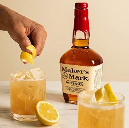 Makers Mark Handgemachter Kentucky Straight Bourbon Whisky ab 16,99€ (statt 23€)