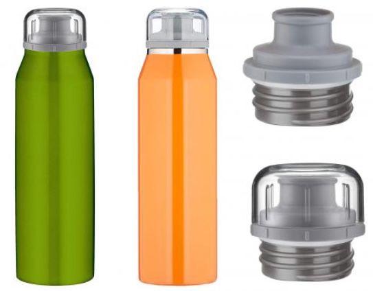 alfi Premium isoBottle Isoliertrinkflasche 500ml für 9,99€ (statt 19€)