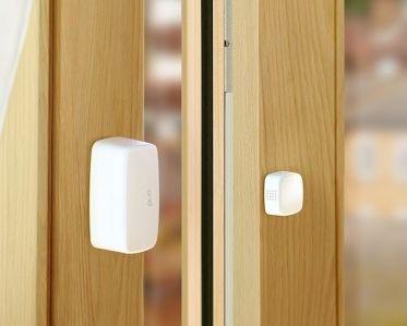 3er Pack Eve Door & Window kabelloser Tür /Fensterkontaktsensor für 89,95€(statt 108€)