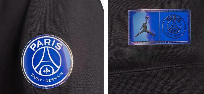 Jordan Paris Saint Germain Fleece Hoodie mit Reißverschluss für 45,48€ (statt 100€)