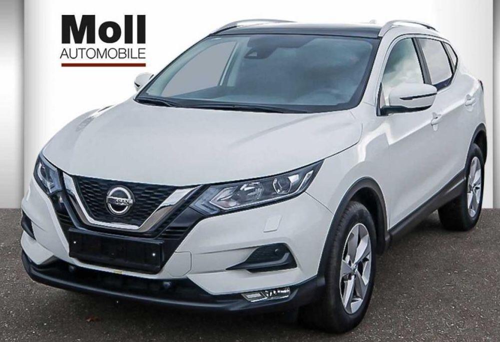 Privat: Nissan Qashqai mit 140 PS für 109€ mtl.   LF: 0.38