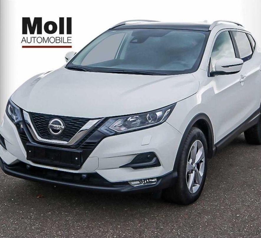Privat: Nissan Qashqai mit 140 PS für 109€ mtl. – LF: 0.38