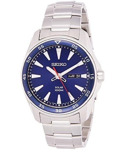 Seiko SNE391P1 Solar Uhr mit Hardlexglas für 99€ (statt 178€)