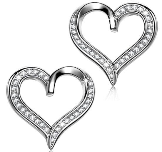 Kami Idea Ohrringe aus 925 Sterling Silber für 11,99€(statt 22€)   Prime