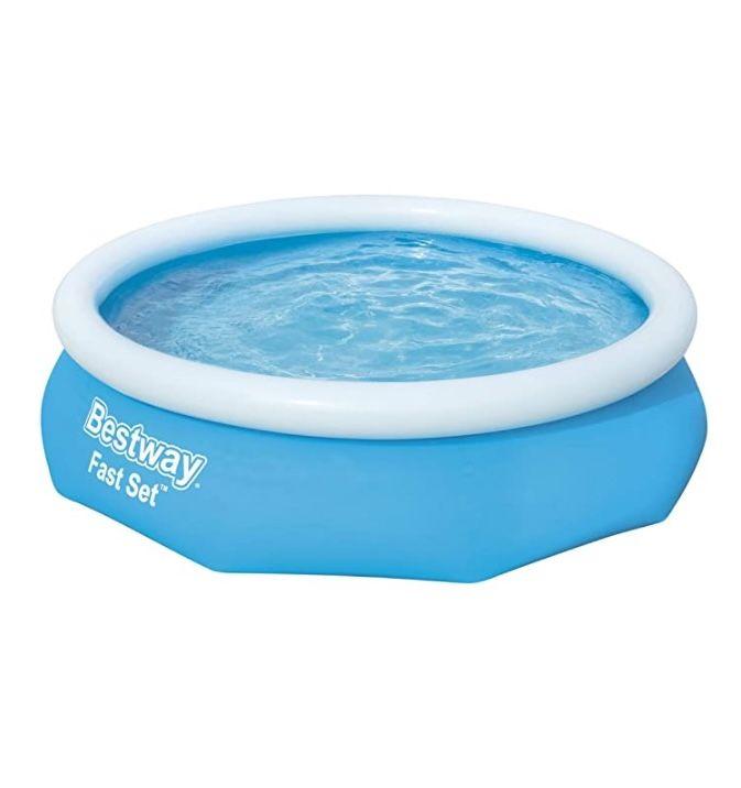 Bestway Fast Set Pool-Set 305 x 76 cm mit Filterpumpe ab 44,99€ (statt 54€)