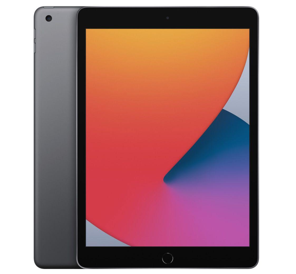 Apple iPad 10,2 (2020) mit 32GB als WiFi in 2 Farben für je 314,10€ (statt 335€)