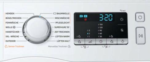 Samsung DV80TA220TE Wärmepumpentrockner 8 kg für 424€ (statt 680€?)