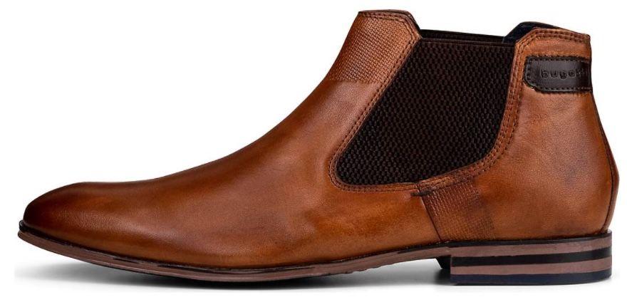 bugatti City Chelsea Leder Boots für 44,77€ (statt 59€)