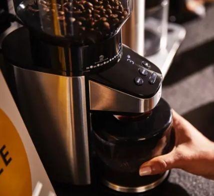 Tchibo Kaffeemühle elektrisch mit 26 Einstellungen für 67,95€ (statt 80€)
