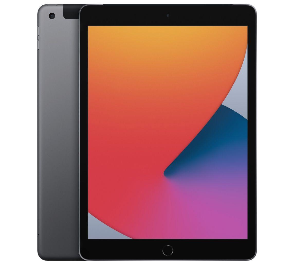 Apple iPad (2020) in Space Grau mit 128GB WiFi für 413,10€ (statt 442€)