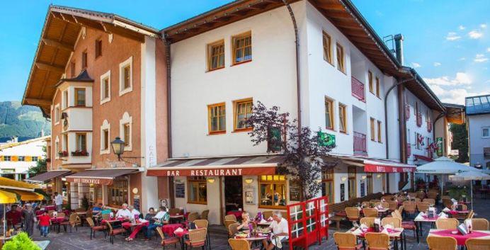2 ÜN im 4* Hotel Cella Central mitten in Zell am See mit Frühstück + Wellness ab 114€ p.P.