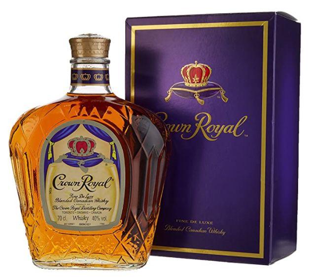 Crown Royal Blended Whisky 40% für 15€ (statt 21€)   Prime