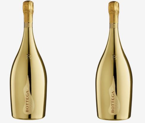 2x 1,5 Liter Bottega Gold Prosecco Spumante für 70€ (statt 100€)
