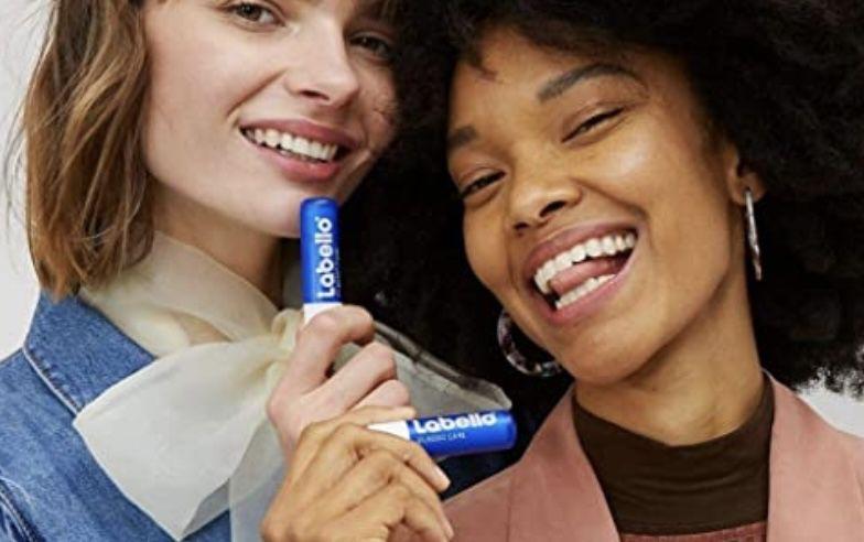 5er Pack Labello Original Lippenpflegestift für 4,92€   Prime