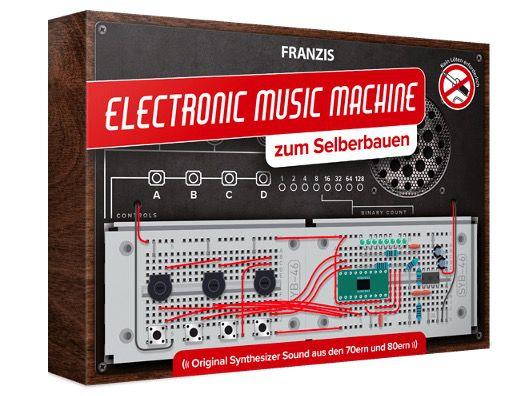 Electronic Music Machine für 70er und 80erSynthesizer Sound für 17,95€ (statt 22€)