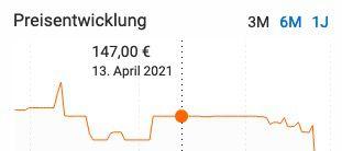 Einhell Bohrschrauber TE CD 18/40 Li inkl. 2.5 Ah Akku und Ladegerät für 84,99€ (statt 147€)