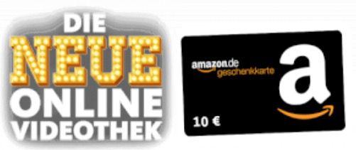 3 Monate Freenet Video für 0,99€ testen (statt 14,97€) + GRATIS 10€ Amazon Gutschein