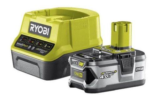 Ryobi Rasenmäher OLM1833B + Rasentrimmer OLT1825M inkl. 4Ah Akku und Ladegerät für 224,99€ (statt 308€)