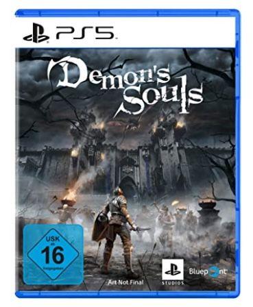 PS5 Bundle: Demons Souls + Spider Man: Miles Morales für 78,38€(statt 97€)