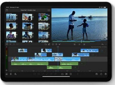 Apple iPad Air (2020) 64GB WiFi + 4G für 619€ (statt 709€)