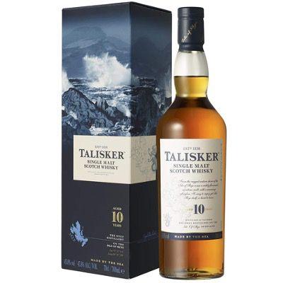 Talisker 10 Jahre Single Malt Scotch Whisky 700ml für 26,49€ (statt 30€)