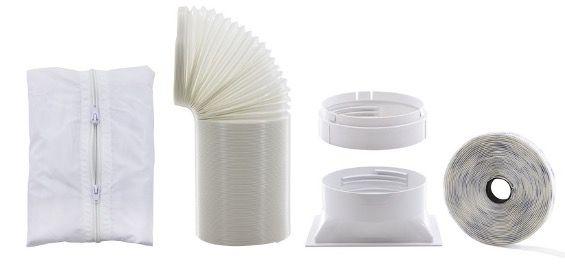 Inventum 3 in 1 Klimaanlage, Luftentfeuchter und Lüfter AC901 für 238,90€ (statt 330€)