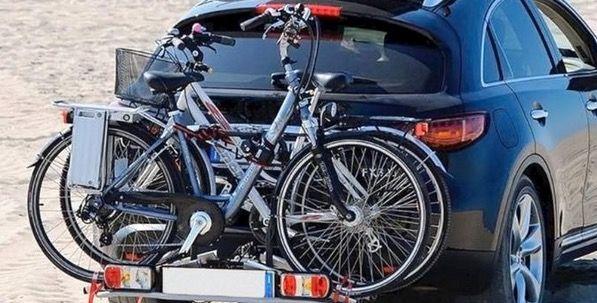Fischer E Bike Fahrradträger E Dison bis 60kg in Schwarz für 229,99€ (statt 277€)