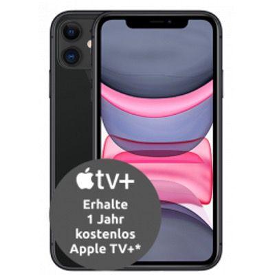 Apple iPhone 11 64GB für 49€ mit Allnet-Flat im Telekom-Netz mit 26GB LTE für 30€ mtl.