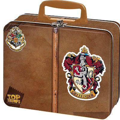 Top Trumps Harry Potter Gryffindor Collectors Kartenspiel in der Koffer Edition für 6,32€ (statt 13€)