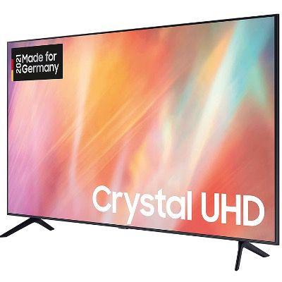 Samsung Crystal 50 Zoll UltraHD 4K Fernseher GU50AU7179UXZG für 479€ (statt 520€)