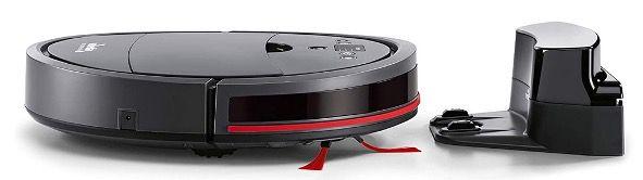 Vileda VR 201 PetPro Saugroboter optimiert für Tierhaare für 99€ (statt neu 164€)   neuwertige B Ware