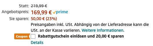 Apeman LC650   FullHD Beamer mit 6K Lumen für 149,99€ (statt 220€)