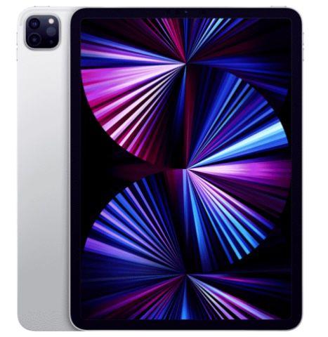 Nur wenige: Apple iPad Pro 11 (2021) 128GB WiFi in Silber für 794,43€ (statt 839€)