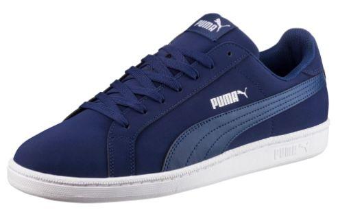 PUMA Smash Buck Unisex Sneaker 2 Farben für 24,95€ (statt 38€)