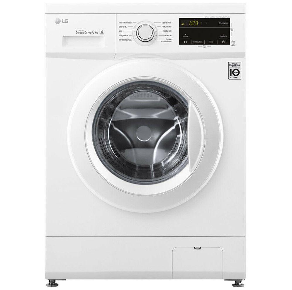 LG F14WM8MC0E Waschmaschine (8kg, 1400 U/min) für 349,99€ (statt 399€)