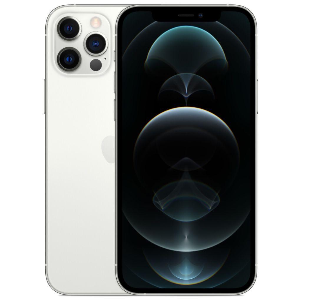 Apple iPhone 12 Pro 256GB in Silber für 999€ (statt 1.069€)