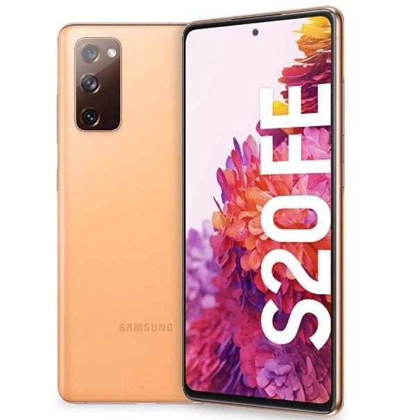 Samsung Galaxy S20 FE in Orange für 39€ + o2 Flat mit 12GB LTE für 19,99€ mtl.