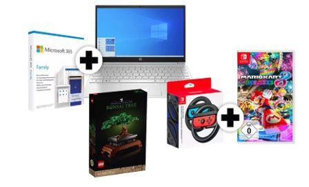 MediaMarkt Gönn Dir Dienstag   z.B. Monster Hunter Rise + Nintendo Switch Pro Controller für 89,99€ (statt 104€)