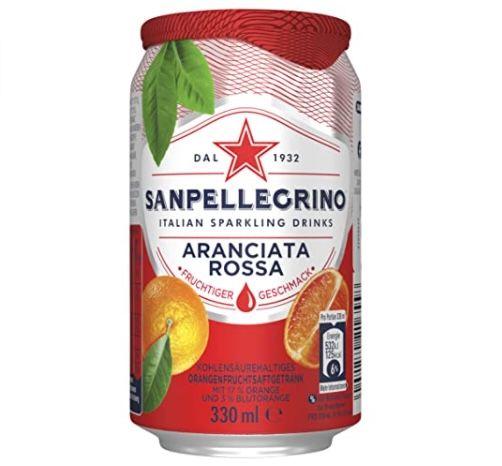 24er Packs San Pellegrino (verschiedene Geschmacksrichtungen) ab 18,49€ zzgl. 6€ Pfand