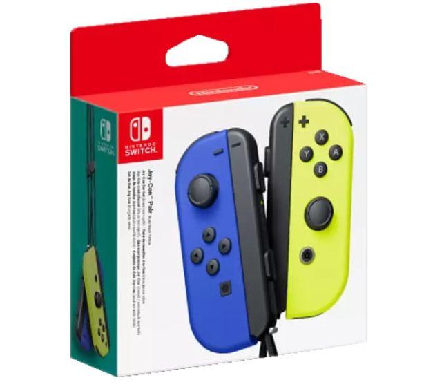 2er Set Nintendo Switch Joy Con Controller für 54,99€ (statt 63€)