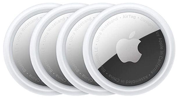 4er Pack Apple AirTag für 94€ (statt 104€)